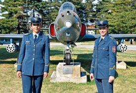 NAJLJEPŠE POJAČANJE VOJSKE SRBIJE Tijana i Lidija prve su ŽENE PILOTI poslije devet godina