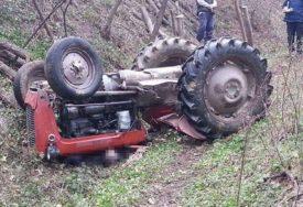 JAUCI ODZVANJAJU SELOM Dječak (12) pao sa traktora i nastradao NAOČIGLED UKUĆANA