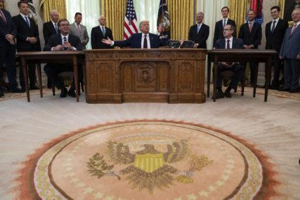 OPOZICIJA O SPORAZUMU Jedni kritikuju, drugi podržavaju dokument potpisan u Vašingtonu