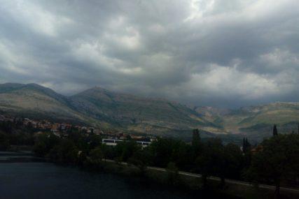 JESEN STIGLA NA JUG SRPSKE U Trebinju danas samo 17 stepeni Celzijusa