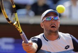 TROICKI KATASTROFALAN Srpski teniser osvojio samo dva gema