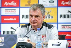 SVJESTAN OČEKIVANJA Tumbaković: Nema pritiska, znamo šta treba da radimo