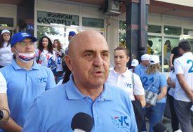 US PREDSTAVILA 35 KANDIDATA Dunjić: Izborni cilj šest odborničkih mandata u Gradišci