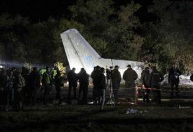 DAN ŽALOSTI U UKRAJINI Broj poginulih u padu vojnog aviona porastao na 25
