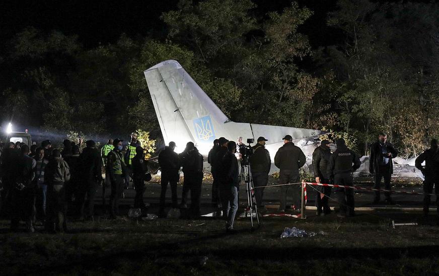 Jedan od dvojice ukrajinskih kadeta, koji su jedini preživjeli pad aviona, PREMINUO U BOLNICI