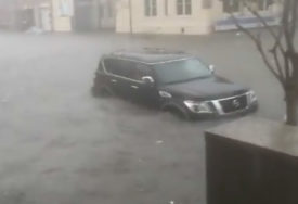 "HAOS U SAD Uragan ""Sali"" potopio dijelove Alabame, Floride, Luzijane (VIDEO)"