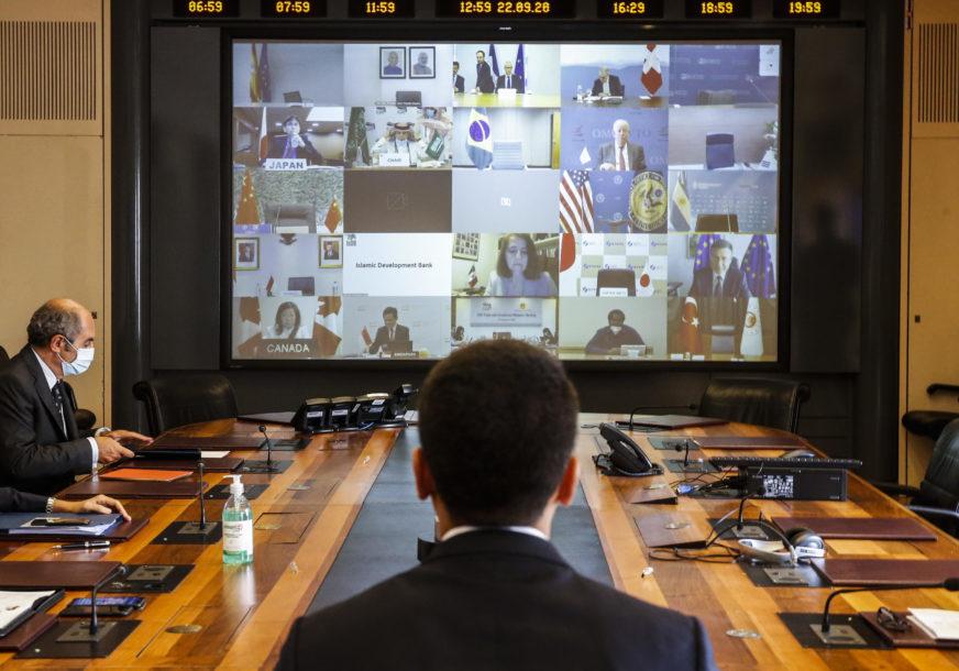 VIRTUELNI SAMIT G20 Video konferencijom predsjedavaće saudijski kralj Salman