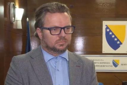 """BAKALAR POTVRDIO """"Na sjednici CIK neće biti rasprave o izborima u Doboju i Srebrenici"""""""