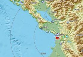 TRESLO SE TLO U ALBANIJI Zemljotres se osjetio u Ulcinju, Baru i Podgorici