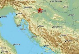 """""""TAMAN ZA LAKU NOĆ"""" Evropska seizmološka služba nakon novog zemljotresa NALJUTILA HRVATE"""