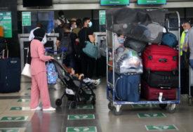 MJERE UVEDENE U FEBRUARU Amerika ukida pojačane zdravstvene preglede na aerodromima