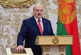 EU NE PRIZNAJE IZBORNI REZULTAT Lukašenko nije legitimni predsjednik Bjelorusije