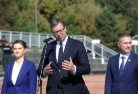 """""""DOŠLO VRIJEME SRPSKOG JEDINSTVA"""" Vučić poručio da su podjele na partizane i ravnogorce prošlost"""