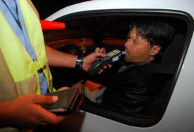 Čak petorica imali više od 1,5 promila: Kod 18 vozača u Zvorniku utvrđeno prisustvo alkohola u krvi