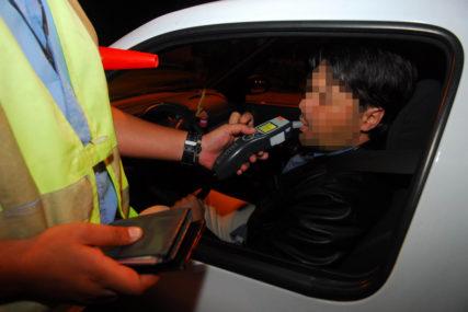 VOZIO SA 4,48 PROMILA ALKOHOLA U KRVI Šokirao policiju nakon alko-testa, ali nije zaustavljen jer je bio pijan