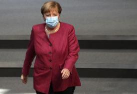 NACIONALNA BLOKADA Merkelova predlaže zatvaranje od 2. novembra