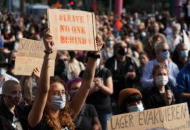PROTEST U BERLINU Demonstranti traže da EU otvori granice za migrante
