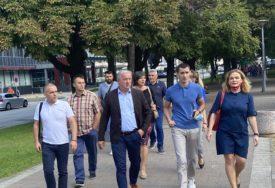 NAPAD NA PREDSJEDNIKA MLADIH PDP Gavrić: Biću još odlučniji u borbi za prava svih u Doboju