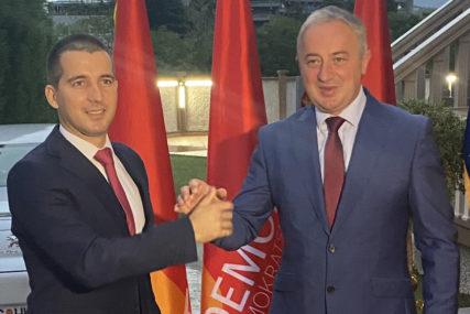 """BORENOVIĆ SA BEČIĆEM """"Narodna pobjeda u Crnoj Gori je značajna za čitav region"""""""