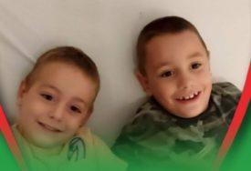 GREGOR I NESTOR SU PRAVI BORCI Bolesnoj braći nedostaje još 6.000 evra za liječenje