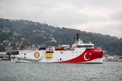 ZATEGNUTI ODNOSI TURSKE I GRČKE Kalin: Pregovori mogući, ali bez prijetnji sankcijama