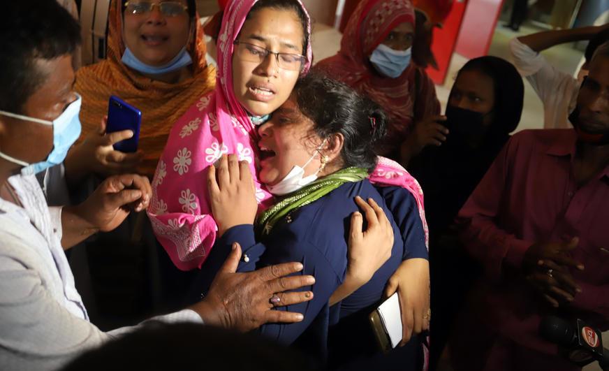 POGINULO NAJMANJE 13 LJUDI Desetine povrijeđenih u eksploziji na cijevima gasovoda