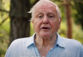 ŠOKANTNI KADROVI U 94. godini se vratio na ekrane da upozori na IZUMIRANJE VRSTA