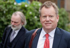 NEMA NAPRETKA U PREGOVORIMA Frost: Britanija ne zazire od Bregzita bez dogovora sa EU