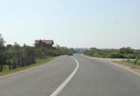 MAGISTRALNI PUT DERVENTA-PRNJAVOR Normalizovan saobraćaj nakon teške nesreće
