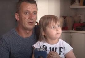"""""""NEOPISIVA JE SREĆA KADA VIDITE ČIST NALAZ"""" Ispovijest porodice djevojčice (5) koja je POBIJEDILA RAK (FOTO, VIDEO)"""
