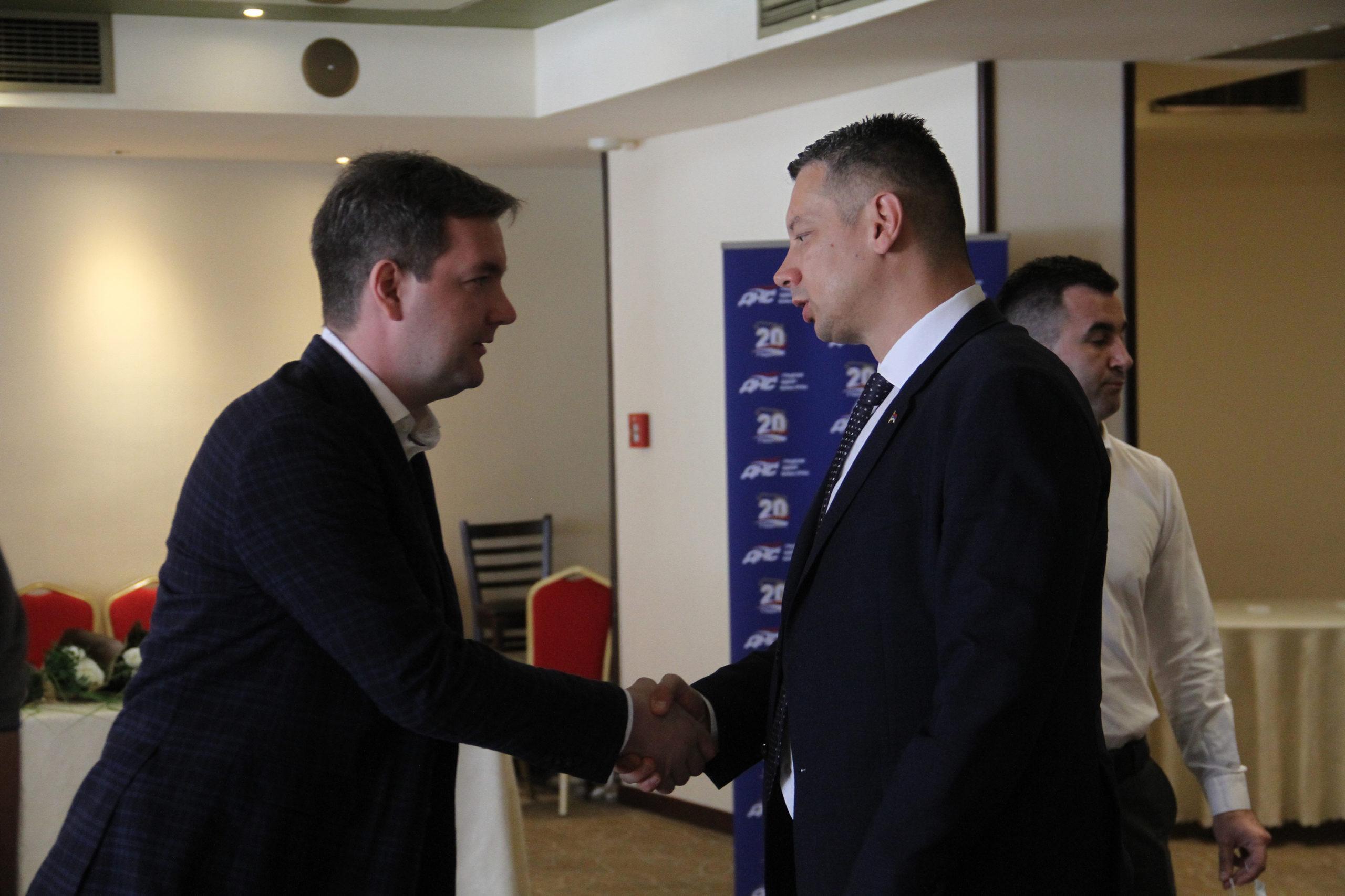 Aleksandar Golić/RAS Srbija