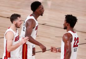 NA POLA PUTA DO VELIKOG NBA FINALA Majami napravio veliki preokret i poveo sa 2:0