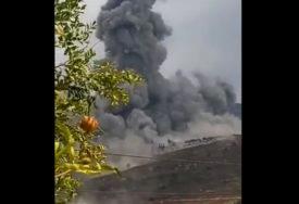 """NOVI INCIDENT U LIBANU Eksploziju u skladištu """"Hezbolaha"""" prouzrokovala tehnička greška (VIDEO)"""