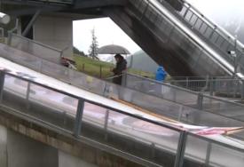 OBARANJE REKORDA Na skakaonici pokušavaju da stvore NAJDUŽU FOTOGRAFIJU na svijetu (VIDEO)
