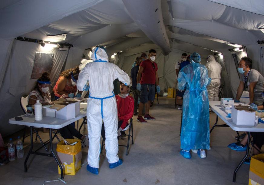 OD SUTRA NOVE RESTRIKCIJE U Grčkoj sedmoro preminulih, a još 170 novozaraženih korona virusom