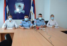 STANJE BEZBJEDNOSTI ZADOVOLJAVAJUĆE Na području Gradiške u avgustu otkriveno 68 MIGRANATA