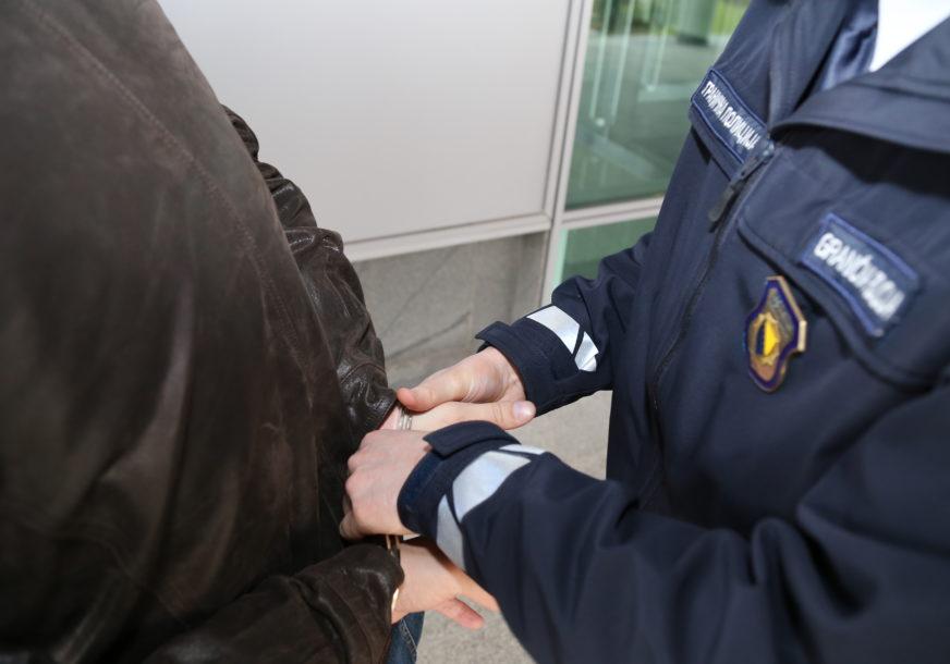TRAŽILA GA BANJALUČKA POLICIJA Dobojlija uhapšen po potjernici