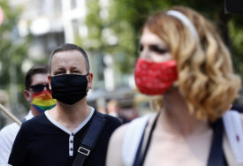 EPIDEMIJA NE JENJAVA Ubrzani rast smrtnih slučajeva u Francuskoj