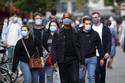 """SITUACIJA VEOMA OZBILJNA """"Jedini način da se suzbije epidemija je nošenje maski, držanje distanci i higijena ruku i prostora"""""""