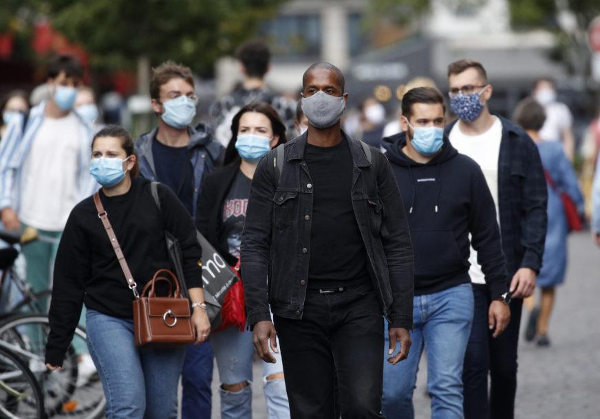 SVAKA PETA ŽRTVA IZ EVROPE Pandemija odnijela milion života