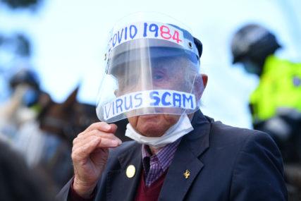 PROTESTI ZBOG MJERA Stanovnici Australije nezadovoljni načinom na koji se država bori protiv korone