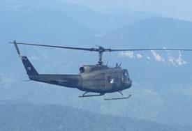 Znate li koliko košta glavčina rotora za helikopter UH-H: Letjelice OS BiH su u OČAJNOM STANJU, a cijene rezervnih dijelova astronomske