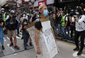 PROTESTI U HONG KONGU Uhapšeno najmanje 90 demonstranata