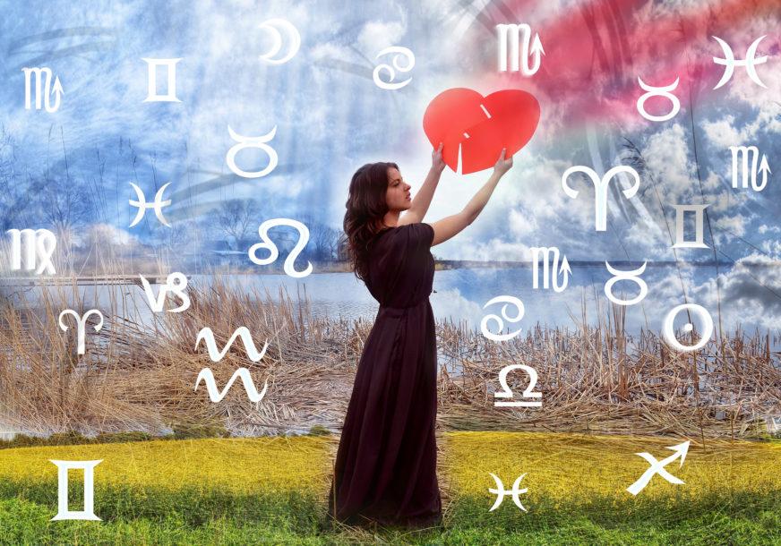 BOGINJA LJUBAVI BIĆE VELIKODUŠNA Sa prvim danima oktobra jedan znak sreće LJUBAV SVOG ŽIVOTA