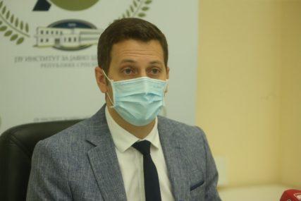 """""""Imunizacija u Srpskoj teče po planu"""" Zeljković poručuje da je zdravstvenim ustanovama isporučeno više od 31.000 prve doze vakcina"""