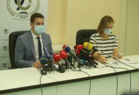KORONA NE POSUSTAJE Još jedan preminuli i 98 zaraženih u Srpskoj