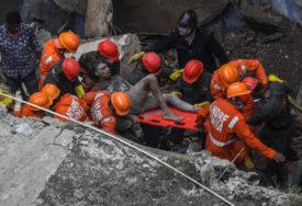 TEŠKA NESREĆA Povećan broj poginulih u urušavanju zgrade