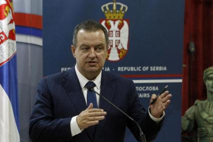 ČUVA STRATEŠKE ODNOSE Dačić: Srbija neće mijenjati spoljnu politiku