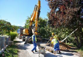RJEŠENJE DUGOGODIŠNJEG PROBLEMA Počela izgradnja kanalizacije za dio Ade