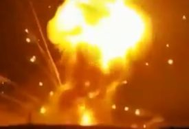 TRAGEDIJA Četvoro poginulih u eksploziji rezervoara za gorivo